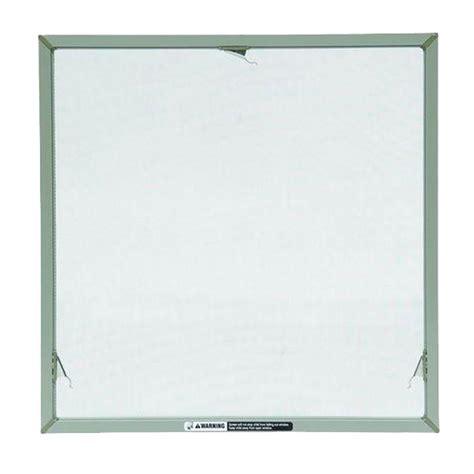 awning window screens andersen truscene 31 31 32 in x 20 5 32 in stone awning