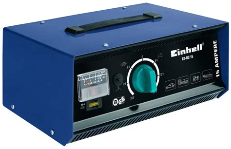 Motorrad Batterie Mit 4 Ere Laden by Einhell Bt Bc 15 Batterieladeger 228 T 6 V 12 V 24 V