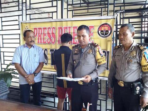 Timbangan Digital Sabu bandar sabu diciduk saat penangkapan ketujuh