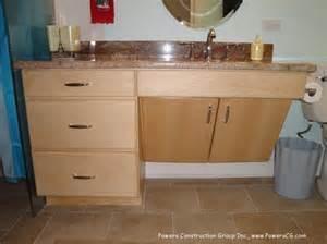 ada bathroom cabinets ada compliance