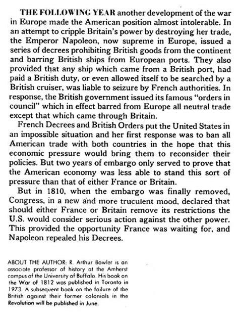 war of 1812 thesis war of 1812 essay reportz725 web fc2
