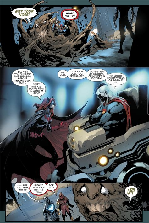 Batman Family and the outlaws vs the batman family comicnewbies