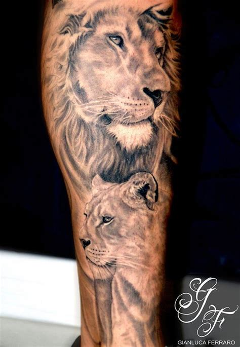 10 incredible lioness tattoo images and design art gallery