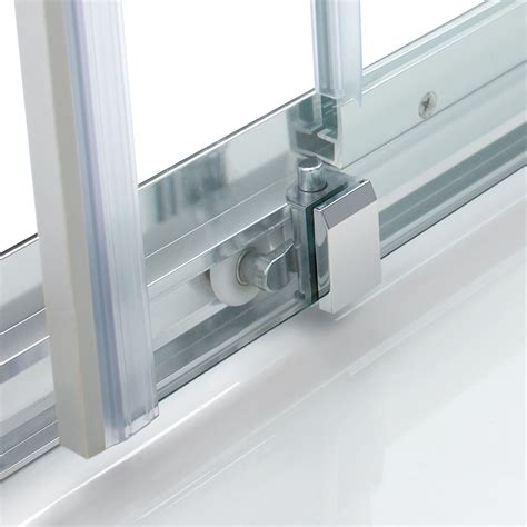 Shower Door Accessories Sliding Bifold Pivot Walk In Room Sliding Shower Door Enclosure Hinge Glass Cubicle Ebay