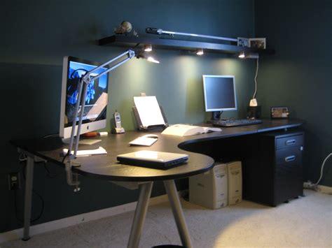 bureau 騁ag鑽e 201 clairage d un bureau luminaires design luminaires design