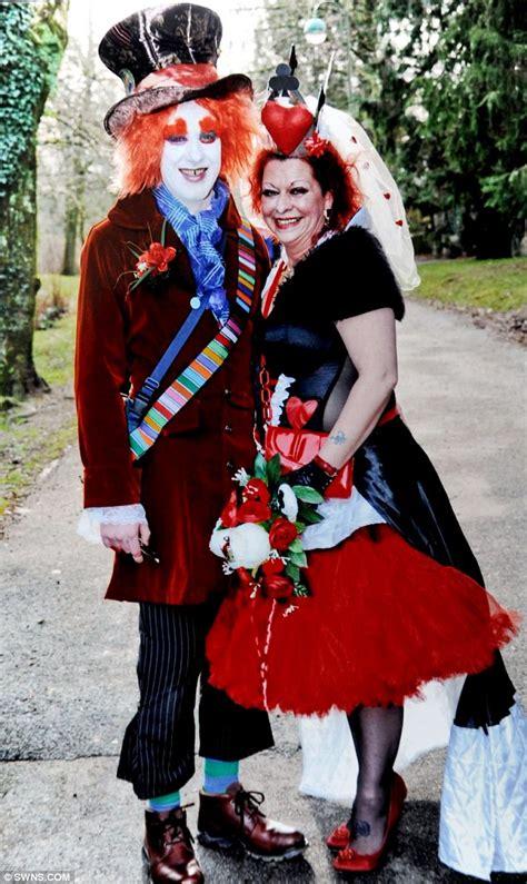wedding theme and costume weddings