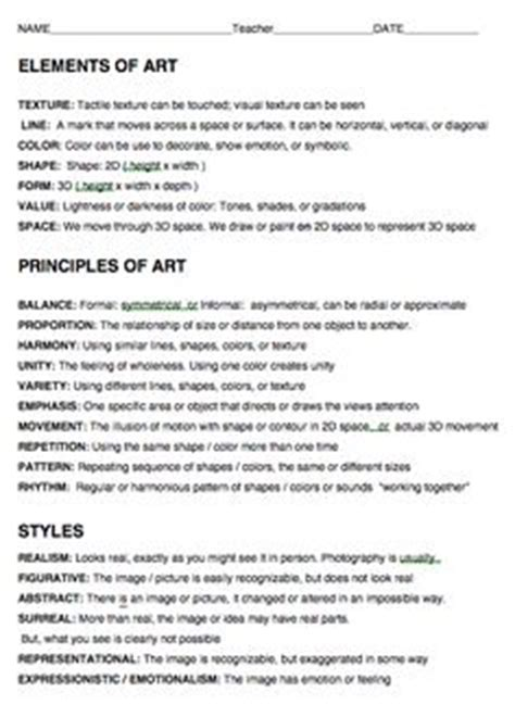 pattern definition art terms 1000 images about elements and principles on pinterest