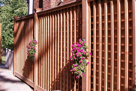 How To Build A Backyard Garden 35 Wood Fence Designs And Fence Ideas Wood Fence Plans