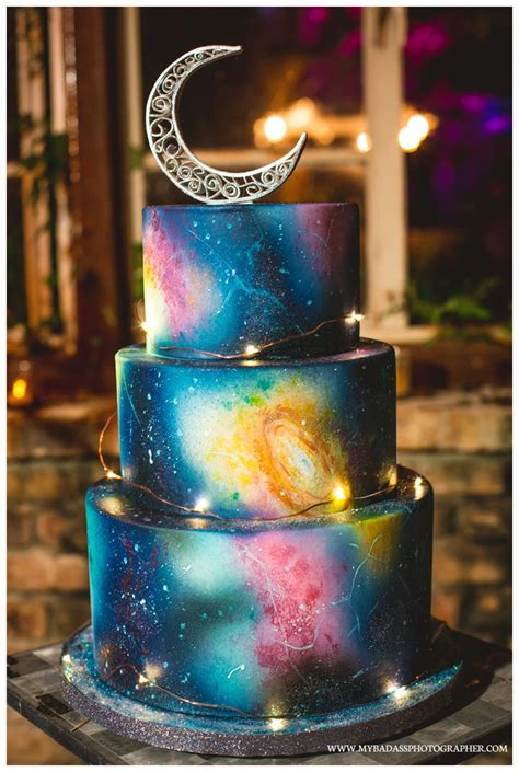 celestial themed wedding creatrix photography sekrit theatre