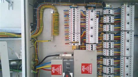 three phase db dressing in dubai multiline