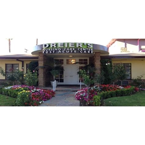 dreier s nursing care center in glendale ca 91201