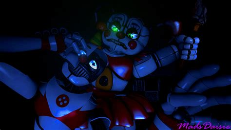 kills baby sfm fnaf sl baby kills ennard request by madsdaisie on deviantart