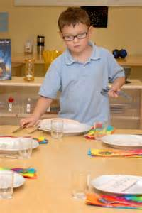 Set The Table by Children Cook Own Meals In Classroom Londonderry News