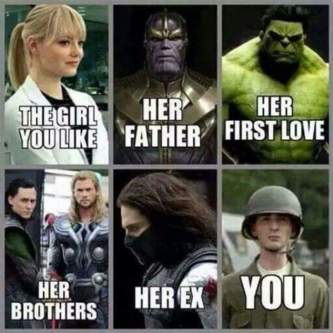 Funny Marvel Memes - top 30 funny marvel avengers memes quotes and humor