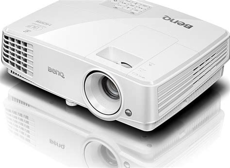 Proyektor Benq Ms527 benq ms527 3d dlp projector svga 800x600 3300 ansi svga