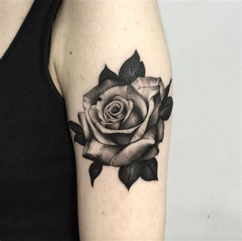 75 beautiful rose tattoo designs for women and men dzine mag