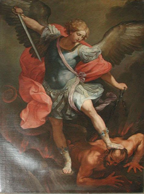 St Michael Archangel Michael Pinterest Awesome | st michael painting peabody art collection guido reni st