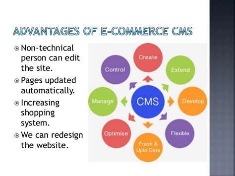 best ecommerce cms best e commerce cms