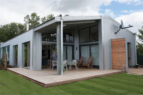 steel barn home barn converted into scandinavian style home self
