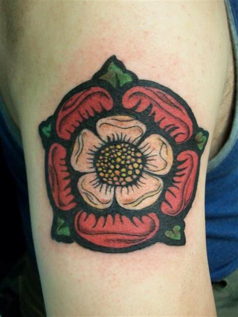 tudor rose tattoo tattoos are bloomin 171 articles