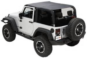 Dashmat 2012 Wrangler Jeep Wrangler Jk 2 Door Soft Top Island Topper W Pockets