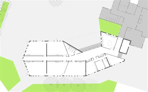 www architect com galeria de escola jean moulin prinvault architectes 15