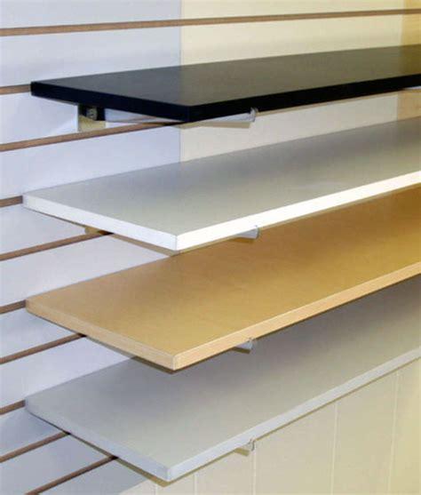Shelf Mdf by Melamine Mdf Shelves Black