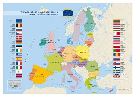 large map of large detailed map of european union 2011 europe