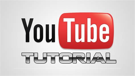 www tutorial youtube tutorial how to grow a successful channel youtube