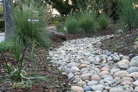how to make a dry creek bed how to create a dry creek bed garden home design garden