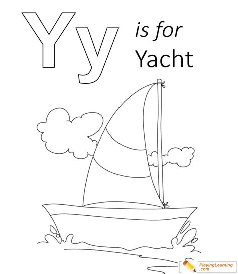 yacht coloring page     yacht