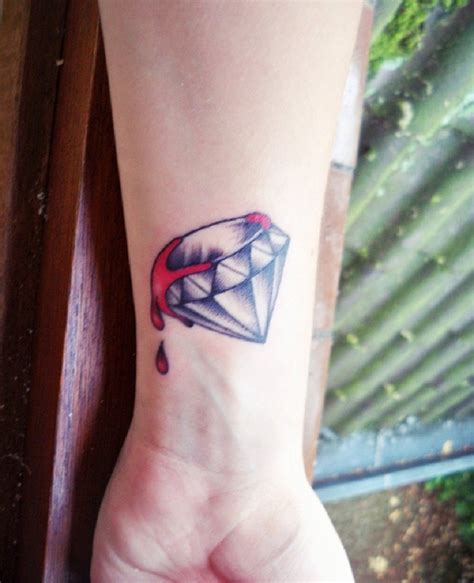 diamonds tattoos tattoos designs ideas and meaning tattoos for you