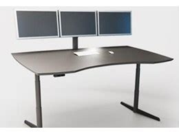 Linak Electric Height Adjustable Desk by Electric Height Adjustable Desk Architecture And Design