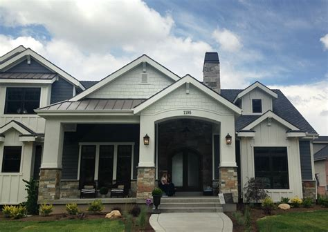home tour 2 and paint colors utah valley parade of homes favorite paint colors blog