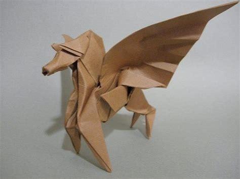 tutorial origami pegasus 78 best images about origami on pinterest pegasus lotus