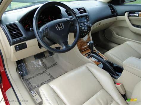 2003 Honda Accord Interior by Ivory Interior 2003 Honda Accord Ex L Coupe Photo