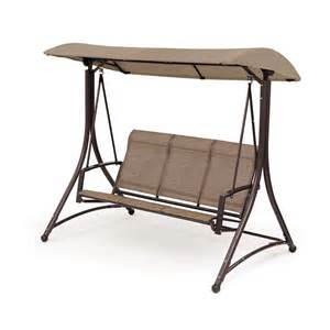 Swing Canopy Replacement by Replacement Canopy For Boston Havana 3 Seater Bronze