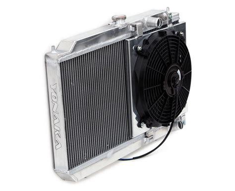aluminum fan shroud kit acura integra 1990 1993 aluminum radiator w fan shroud kit