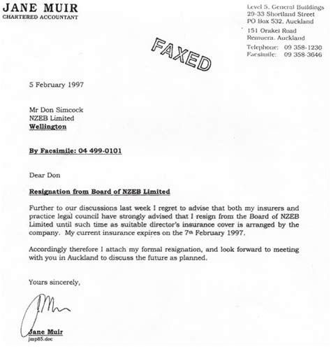 Resignation Letter Sle Nz by Work Experience Letter Template Year 10 Image Gallery