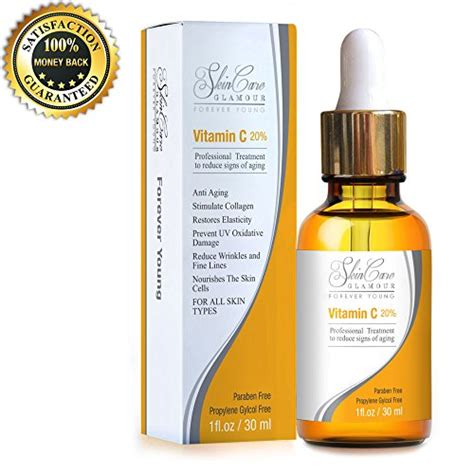 Serum High Collagen Rossa 24 most wanted organic vit c serums