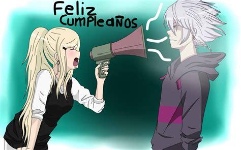 imagenes anime de feliz cumpleaños feliz cumple alexdrigo by alexdrigo on deviantart