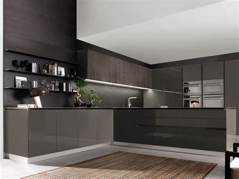 Islands In Kitchen by Italian Kitchen Cabinets Modern And Ergonomic Kitchen