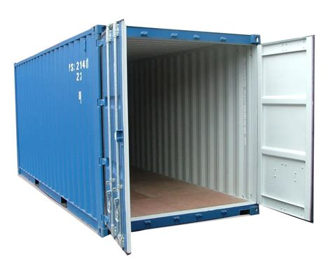 Shipping Container the physical characteristics of a shipping container