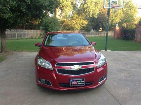 Garage Door Repair Enid Ok Find Used 2013 Chevrolet Malibu Lt Sedan 4 Door 2 5l 1