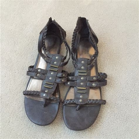 mossimo gladiator sandals 67 mossimo supply co shoes mossimo gladiator