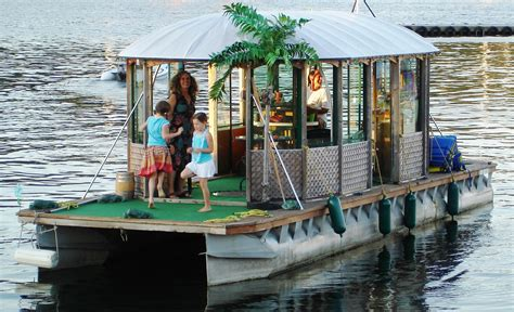 homemade house boats homemade houseboats check out bud light s tribute to just for fun pinterest