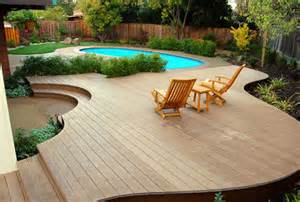 Pool Deck Chairs Design Ideas Above Ground Pool Deck Furniture Ideas Pool Design Ideas