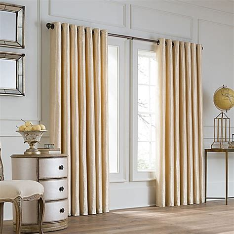 curtains 120 inches wide buy valeron lustre grommet top 108 inch wide x 120 inch