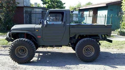 lj jeep truck suzuki lj 80 pickup zuk off road trailer cing