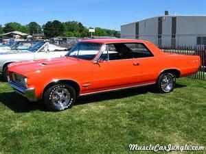 1964 Pontiac Firebird 1964 Pontiac Gto Profile